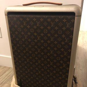 Authentic Louis Vuitton Suitcase